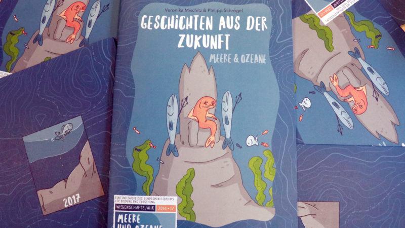 Foto: Maren Grüber, Wissenschaft im Dialog