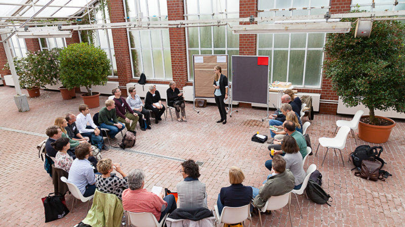 Foto: Elena Hungerland, Wissenschaft im Dialog