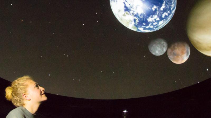 Foto: F.-M. Arndt © Stiftung Planetarium Berlin