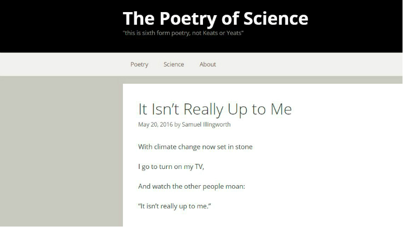 "Screenshot: <a href=""https://thepoetryofscience.scienceblog.com/"" target=""_blank"" rel=""noopener"">The Poetry of Science</a> by Sam Illingworth, <a href=""https://thepoetryofscience.scienceblog.com/272/it-isnt-really-up-to-me/"" target=""_blank"" rel=""noopener"">""It Isn't really U to Me""</a>"