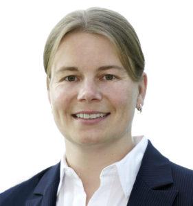 Julia Wandt ist Pressesprecherin der Universität Konstanz und leitet die Stabsstelle Kommunikation und Marketing dieser Hochschule. Seit September 2014 ist sie Vorsitzende des Bundesverbands Hochschulkommunikation. Foto: Universität Konstanz