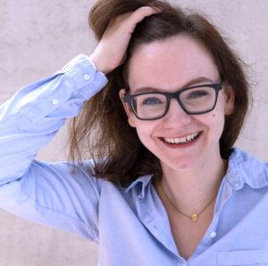 Susanne Geu, Foto: Katrin Meyer