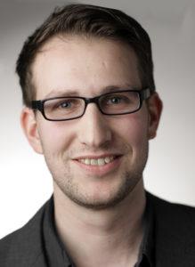 Marcel Bülow, Foto: Ralf-Uwe Limbach / Forschungszentrum Jülich