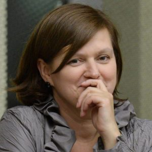 """<b>Susann Morgner</b> ist Geschäftsführerin der Agentur für Wissenschaftskommunikation <a href=""""https://www.congressa.de/"""" target=""""_blank""""><i>con gressa</i></a>. Die Diplom-Journalistin war mehr als zehn Jahre lang Pressesprecherin der Humboldt-Universität zu Berlin, ist Mitglied des Siggener Kreises für Wissenschaftskommunikation und begutachtete u. a. für die <i>VolkswagenStiftung</i> und die DFG wissenschaftskommunikative Projekte. Foto: privat"""