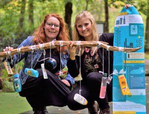 Vanessa van den Bogaert und Freya Ebbeskotte