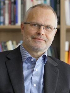 Porträt von Hans Peter Peters
