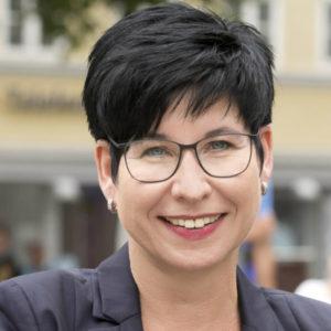 Susanne Thiele ist Biologin, Autorin und Pressesprecherin am Helmholtz-Zentrum für Infektionsforschungin BRaunschweig. Foto: Verena Meier