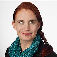 """Wiebke Rössig ist Wissenschaftliche Mitarbeiterin in der Abteilung """"Ausstellung und Wissenstransfer"""" am Museum für Naturkunde Berlin. Dort leitet sie den Partizipationsbereich. Foto: MfN"""
