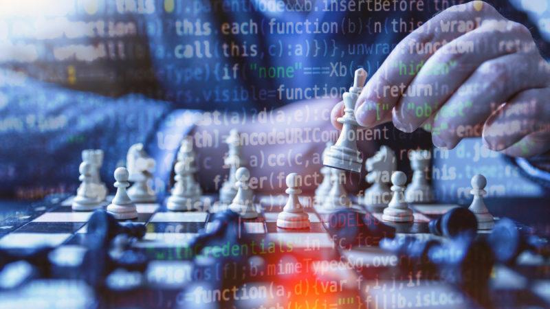 Schachspiel und Code